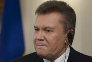 """Ông Yanukovych nhận sai khi """"mời"""" quân Nga vào Crimea"""