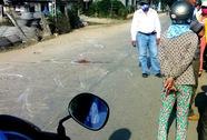 Tông chết một học sinh, lái xe khách bỏ trốn