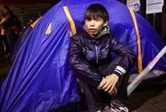 Hồng Kông: Joshua Wong tuyên bố tuyệt thực