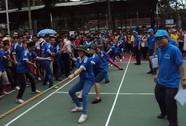 1.700 công nhân tham gia hội thao
