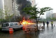 Trực thăng tìm nạn nhân phà Sewol rơi, 5 người thiệt mạng