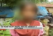 """Ấn Độ: Bé 10 tuổi bị cưỡng hiếp để """"đền tội"""" cho anh trai"""