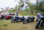 """Dàn mô tô """"khủng"""" trong cả nước hội tụ tại Quảng Ninh"""