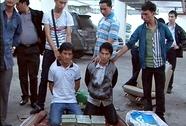 Bắt 3 tên vận chuyển 60 bánh heroin tại cầu Bãi Cháy