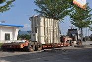 Xe tải 100 tấn đã thoát khỏi địa bàn Đồng Nai