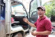 Bị cướp dọa giết, tài xế lái xe tải truy đuổi