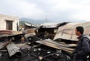 TP Đà Lạt: Hỏa hoạn khiến căn nhà biến mất trong phút chốc