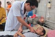 Cứu sống bé trai bị áp xe não gần 2 tháng