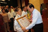 TP HCM có thêm 89 Bà mẹ Việt Nam anh hùng