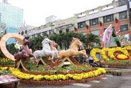 Năm 2015: Không tổ chức đường hoa ở đường Nguyễn Huệ