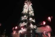 """Thế giới """"vui hết ga"""" mừng năm mới"""
