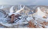 Triều Tiên quảng bá khu trượt tuyết