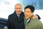 Ông Putin khoe chuyện uống rượu với ông Tập Cận Bình