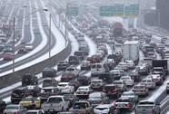 Bão tuyết tấn công miền Nam nước Mỹ, 13 người chết