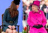 Nữ hoàng Anh cấm cháu dâu mặc váy ngắn