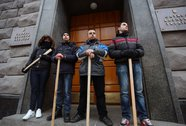 Ukraine kêu gọi quốc tế xét xử ông Yanukovych