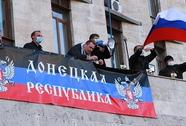 Người thân Nga chiếm trụ sở chính quyền miền Đông