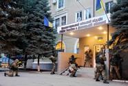 """Ukraine """"bắt đầu chiến dịch chống khủng bố"""""""