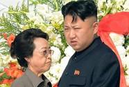"""Cô của ông Kim Jong-un """"bị xóa"""""""