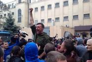 Thủ tướng Ukraine nổi giận với cảnh sát