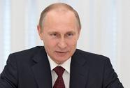 Putin tròn 10 năm làm tổng thống