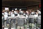 Quân đội Thái Lan đụng độ người phản đối đảo chính