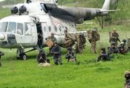 """Ukraine: Trực thăng bị bắn hạ, quân đội """"xé"""" lệnh ngừng bắn"""