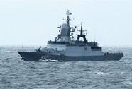 Hải quân Anh bám sát tàu chiến Nga ở Baltic