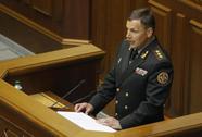 Tân Bộ trưởng Ukraine quyết chặn mọi âm mưu xâm lược