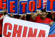 Châu Á lo tranh chấp với Trung Quốc châm ngòi chiến tranh