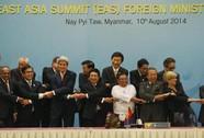 ASEAN kêu gọi đàm phán thực chất về COC