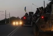 Nga bác tin Ukraine bắt giữ một xe chiến đấu