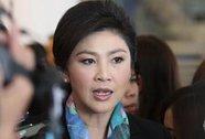Bà Yingluck chưa bị khởi tố