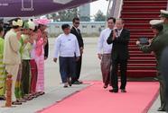 Tổng thống Philippines tìm sự ủng hộ của châu Âu về biển Đông