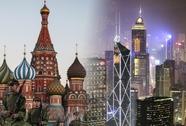 Ngân hàng ở Hồng Kông lo Nga rửa tiền