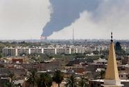 Hàng loạt cuộc không kích bí ẩn tại Libya