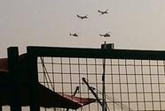 Hồng Kông xuất hiện máy bay quân sự?