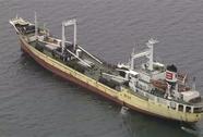 Nhật Bản tìm kiếm 6 thuyền viên Việt Nam mất tích