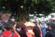 Hồng Kông: Sinh viên ra tay trước