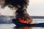 Nổ tàu cá ngư dân Lý Sơn, 1 người chết, 2 mất tích