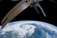 Tim phi hành gia biến thành... hình tròn khi lên không gian