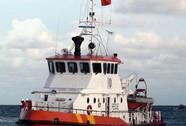 Cứu tàu cá và 7 ngư dân gặp nạn trên biển