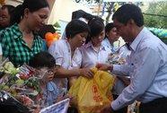 Hội vui cho trẻ em khuyết tật