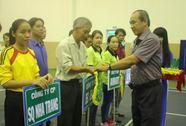 300 CNVC-LĐ dự hội thao Công đoàn Công thương Khánh Hòa
