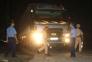 """Công an tỉnh Hòa Bình """"phản pháo"""" vụ CSGT dẫn xe né trạm"""