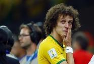 David Luiz mếu máo nói lời xin lỗi CĐV Brazil