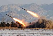 "Triều Tiên bắn tên lửa ""dằn mặt"" Mỹ-Hàn"