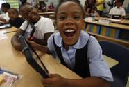 Los Angeles ngưng chương trình máy tính bảng trong trường học