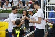 Casillas và Courtois hâm nóng trận chung kết Champions League 2014