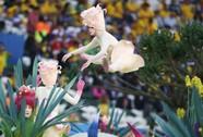 Ấn tượng và ngộ nghĩnh với lễ khai mạc World Cup 2014